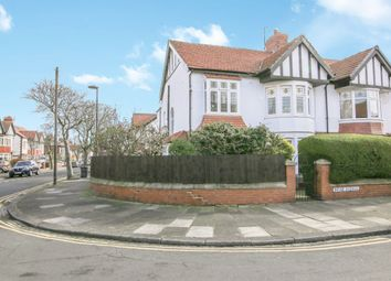 Thumbnail 4 bed semi-detached house for sale in Briar Avenue, Whitley Bay, Tyne And Wear