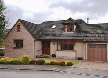 Thumbnail 3 bed detached house for sale in 7 Invererne Road, Forres