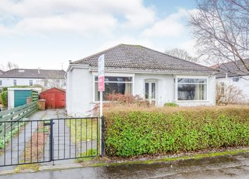 Thumbnail 3 bed detached bungalow for sale in Sutherland Drive, Giffnock, Glasgow