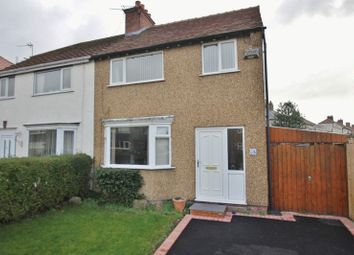 Thumbnail 3 bed semi-detached house for sale in Milner Road, Heswall, Wirral