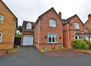 Thumbnail 3 bed detached house for sale in Charlock Drive, Stamford