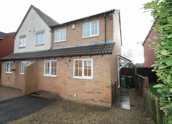 Thumbnail 3 bed property to rent in Oaktree Crescent, Bradley Stoke, Bristol