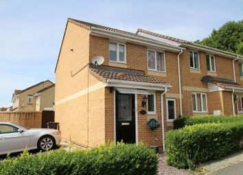 Thumbnail 3 bed property for sale in Cobbett Close, Abbeymeads, Swindon