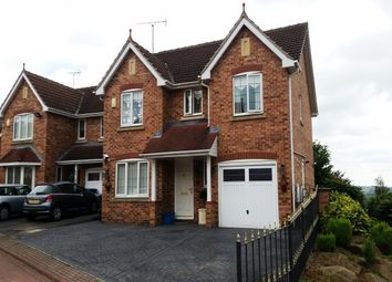 Thumbnail 4 bed detached house to rent in Morton Mount, Halfway, Sheffield