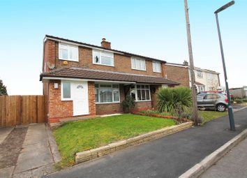 Thumbnail 3 bed semi-detached house for sale in Thornley Close, Radford Semele, Leamington Spa