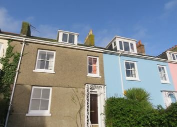 Thumbnail 2 bed flat to rent in Regent Terrace, Penzance