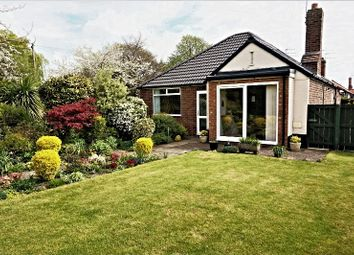 Thumbnail 2 bed detached bungalow for sale in Westlands Road, Hull