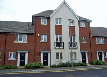 Thumbnail 3 bed town house for sale in Jovian Way, Ipswich