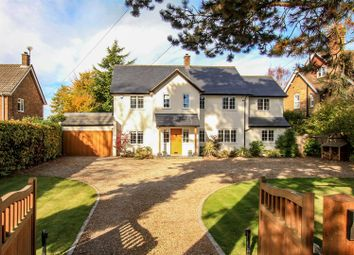Thumbnail 4 bed detached house for sale in Tring Station, Tring