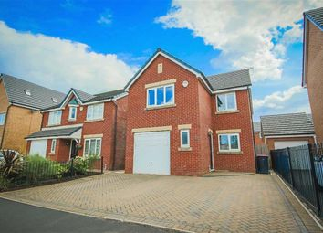 Thumbnail 4 bed detached house for sale in Moss House Lane, Worsley, Manchester