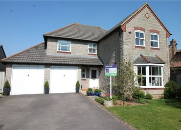 Thumbnail 4 bed detached house for sale in Backwell, North Somerset