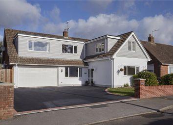 Badbury View Road, Corfe Mullen, Wimborne, Dorset BH21. 5 bed bungalow