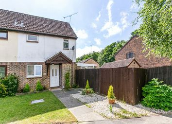 Thumbnail 1 bed end terrace house for sale in Detling Road, Tollgate Hill, Crawley