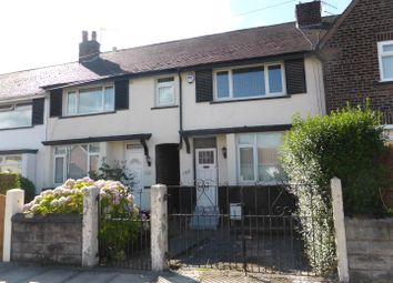Thumbnail 2 bed terraced house to rent in Bolton Road East, Wirral