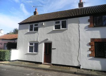 Thumbnail 2 bedroom property to rent in Mill Street, Mattishall, Dereham