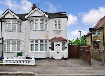 Thumbnail 4 bed semi-detached house for sale in Danbury Way, Woodford Green, Essex