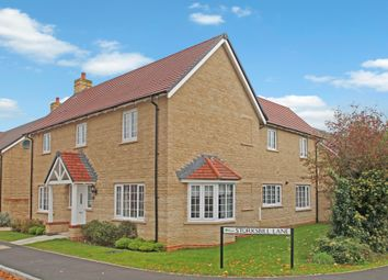Thumbnail 4 bed detached house for sale in Storksbill Lane, Southmoor, Abingdon