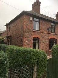 Thumbnail 1 bed semi-detached house to rent in Old Hall Road, Sale