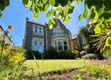 Thumbnail 3 bed flat for sale in Grove Park Road, Weston-Super-Mare, North Somerset.