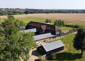 Thumbnail 5 bed mews house for sale in Bushes, Magdalen Laver, Ongar, Essex
