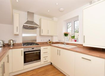 Thumbnail 3 bed semi-detached house for sale in Hollow Trees Close, Leigh, Tonbridge, Kent
