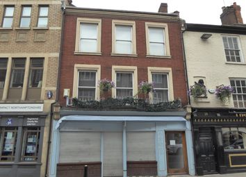 Thumbnail 1 bed flat to rent in St. Giles Street, Northampton, Northamptonshire