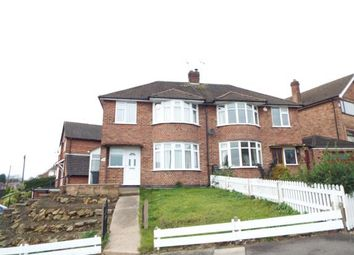 Thumbnail 3 bed semi-detached house for sale in Redland Drive, Chilwell, Nottingham, Nottinghamshire
