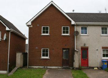 Thumbnail 3 bed end terrace house for sale in 18 Ballynoe Drive, Ballynoe Farm, Cobh, Cork