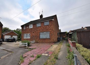 Thumbnail 2 bed semi-detached house for sale in Jeans Way, Dunstable