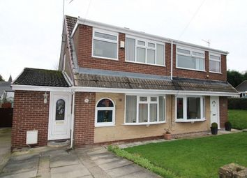 3 bed semi-detached house for sale in Leyburn Grove, Chapeltown, Sheffield, South Yorkshire S35