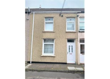 Thumbnail 3 bed terraced house for sale in Greenfield Street, Bargoed