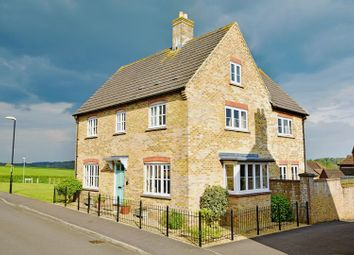 Thumbnail 4 bed detached house for sale in Granville Way, Sherborne