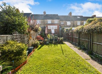 Thumbnail 3 bed terraced house for sale in Greenfield Road, Folkestone