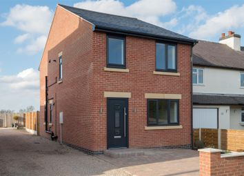 Thumbnail 3 bed detached house for sale in Main Street, Nailstone, Nuneaton