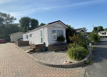 Thumbnail 1 bed property for sale in Mayfield Caravan Park, Thorney Mill Road, West Drayton