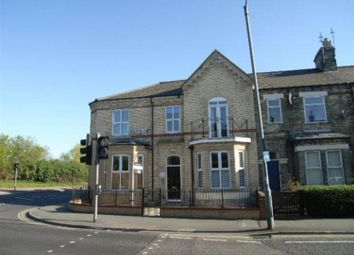 Thumbnail 2 bed flat for sale in Victoria Apartments, 2 Heslington Road, York
