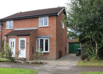 Thumbnail 2 bed semi-detached house to rent in Dowber Way, Thirsk