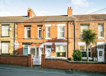Thumbnail 2 bed terraced house for sale in New Houses, Park Road, Tanyfron, Wrexham