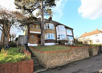 Thumbnail 3 bedroom semi-detached house for sale in Russell Road, Buckhurst Hill, Essex