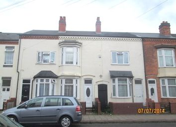 Thumbnail 3 bedroom terraced house for sale in Carpenters Road, Lozells