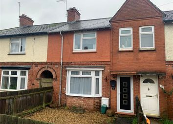 Thumbnail 3 bed terraced house for sale in Oval Crescent, Rushden