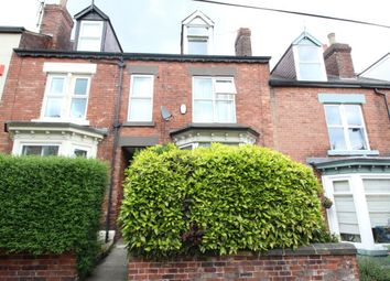 Thumbnail 5 bed terraced house to rent in Newington Road, Sheffield