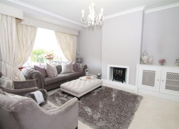Thumbnail 4 bed property for sale in Dorchester Avenue, Palmers Green, London