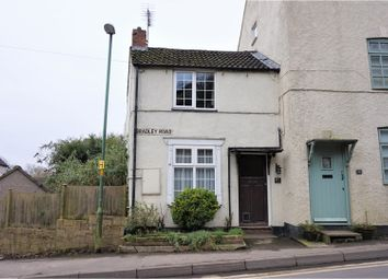 Thumbnail 2 bed end terrace house for sale in Bradley Road, Wotton-Under-Edge
