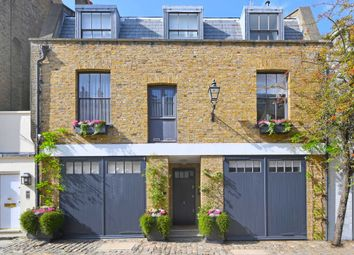 3 bed mews house for sale in Belgrave Mews South, Belgravia, London SW1X