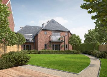 Thumbnail 1 bedroom flat for sale in Plot 9, The Gables, 6 Cumnor Hill, Oxford