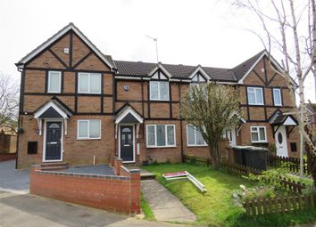 Thumbnail 2 bed terraced house for sale in Swan Mead, Luton