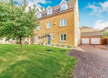 5 bed detached house for sale in Haddon Road, Grantham NG31
