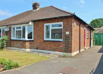 Thumbnail 2 bed semi-detached bungalow for sale in Maple Drive, Denmead, Waterlooville