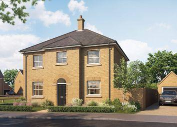 Thumbnail 4 bed detached house for sale in Oakington Road, Cottenham, Cambridgeshire
